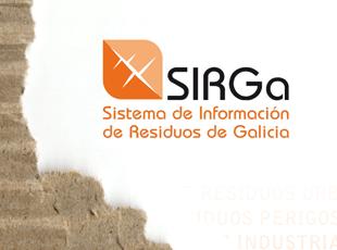 Xunta de Galicia. <br />Secretaría Xeral de Calidade e Avaliación Ambiental - SIRGa. Portal de la Gestión de Residuos de Galicia