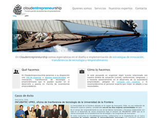 cloudentrepreneurship.net - Web de Cloud entrepreneur ship