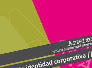 Nova Consultores - Identidad corporativa del CCA Arteixo