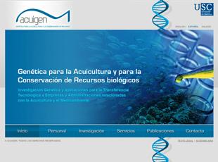 Acuigen - Acuigen, genética para la acuicultura