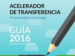 USC. Área de Valorización, Transferencia e Emprendemento (AVTE) - Folleto Acelerador de transferencia 2016