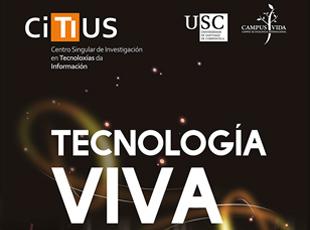 CITIUS. Universidad de Santiago de Compostela - Diseño de banner corporativo del CITIUS