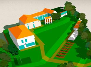 FervenzAventura - Infografía 3D